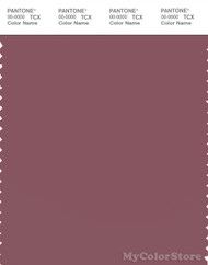 PANTONE SMART 18-1613X Color Swatch Card, Renaissance