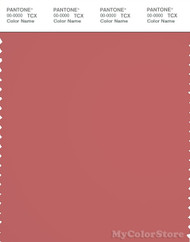 PANTONE SMART 18-1629X Color Swatch Card, Faded Rose
