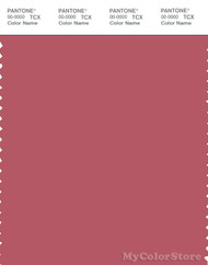 PANTONE SMART 18-1635X Color Swatch Card, Slate Rose