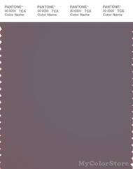 PANTONE SMART 18-1703X Color Swatch Card, Shark