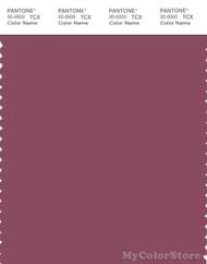 PANTONE SMART 18-1718X Color Swatch Card, Hawthorn Rose