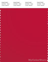 PANTONE SMART 18-1761X Color Swatch Card, Ski Patrol