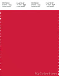 PANTONE SMART 18-1764X Color Swatch Card, Lollipop