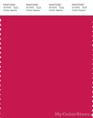 PANTONE SMART 18-1856X Color Swatch Card, Virtual Pink