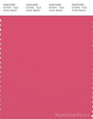 PANTONE SMART 18-2120X Color Swatch Card, Honeysuckle