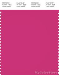 PANTONE SMART 18-2140X Color Swatch Card, Cabaret