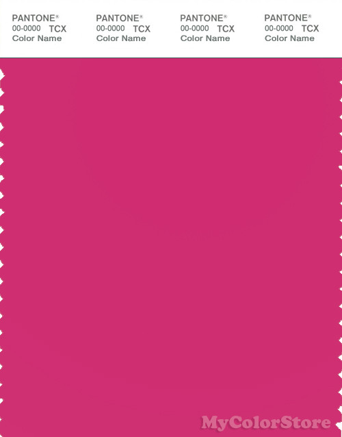 PANTONE SMART 18-2143X Color Swatch Card, Beetroot Purple
