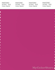 PANTONE SMART 18-2336X Color Swatch Card, Very Berry