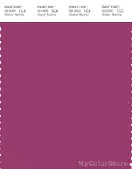 PANTONE SMART 18-2527X Color Swatch Card, Baton Rouge