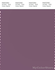 PANTONE SMART 18-3012X Color Swatch Card, Purple Gumdrop