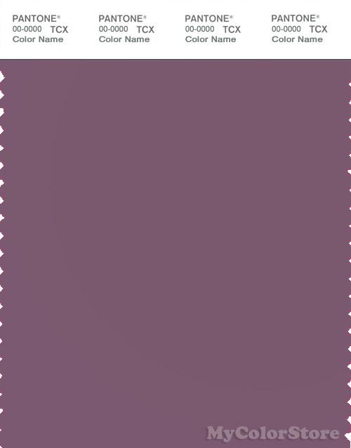 PANTONE SMART 18-3012X Color Swatch Card, Purple Gumdrop
