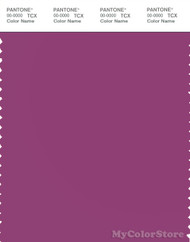 PANTONE SMART 18-3022X Color Swatch Card, Deep Orchid