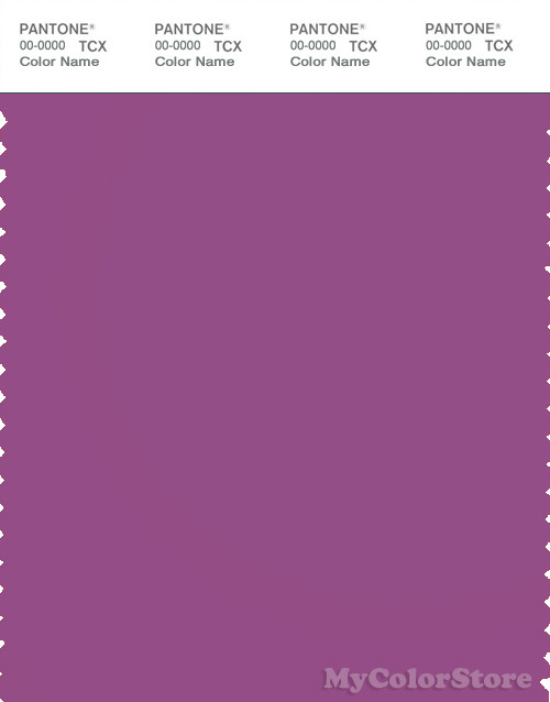 PANTONE SMART 18-3025X Color Swatch Card, Striking Purple
