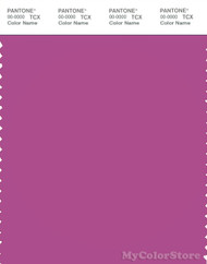 PANTONE SMART 18-3027X Color Swatch Card, Purple Orchid
