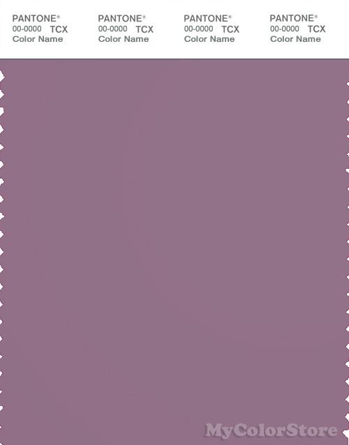 PANTONE SMART 18-3220X Color Swatch Card, Very Grape