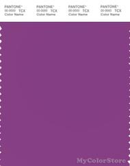 PANTONE SMART 18-3324X Color Swatch Card, Dahlia