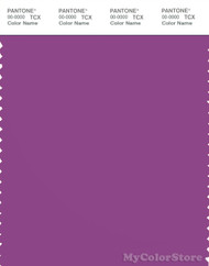 PANTONE SMART 18-3331X Color Swatch Card, Hyacinth Violet