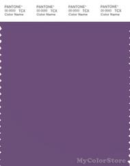 PANTONE SMART 18-3518X Color Swatch Card, Patrician Purple