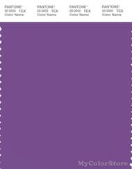 PANTONE SMART 18-3531X Color Swatch Card, Royal Lilac