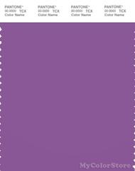 PANTONE SMART 18-3533X Color Swatch Card, Dewberry
