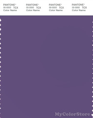PANTONE SMART 18-3615X Color Swatch Card, Imperial Palace