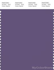 PANTONE SMART 18-3620X Color Swatch Card, Mystical