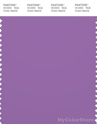 PANTONE SMART 18-3628X Color Swatch Card, Bellflower