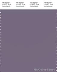 PANTONE SMART 18-3712X Color Swatch Card, Purple Sage