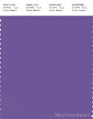 PANTONE SMART 18-3737X Color Swatch Card, Bluish Lavender