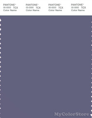 PANTONE SMART 18-3817X Color Swatch Card, Heron