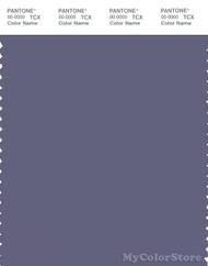 PANTONE SMART 18-3817X Color Swatch Card, Heron