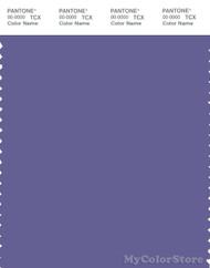 PANTONE SMART 18-3828X Color Swatch Card, Corsican Blue