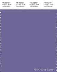 PANTONE SMART 18-3834X Color Swatch Card, Veronica