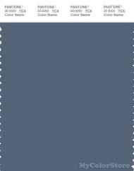 PANTONE SMART 18-3918X Color Swatch Card, China Blue