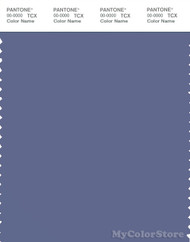 PANTONE SMART 18-3927X Color Swatch Card, Velvet Morning