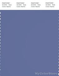 PANTONE SMART 18-3930X Color Swatch Card, Bleached Denim