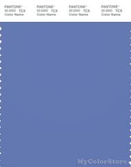 PANTONE SMART 18-3935X Color Swatch Card, Wedgewood