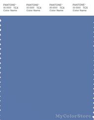 PANTONE SMART 18-3937X Color Swatch Card, Blue Yonder