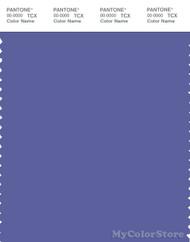 PANTONE SMART 18-3944X Color Swatch Card, Violet Storm