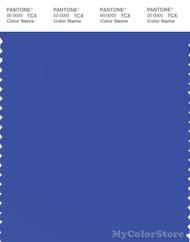 PANTONE SMART 18-3949X Color Swatch Card, Dazzling Blue
