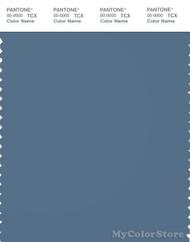 PANTONE SMART 18-4020X Color Swatch Card, Captains Blue