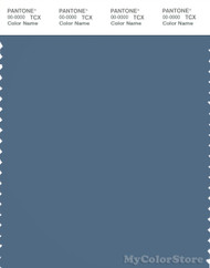 PANTONE SMART 18-4025X Color Swatch Card, Copen Blue