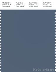 PANTONE SMART 18-4028X Color Swatch Card, Bering Sea