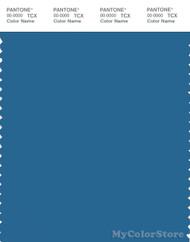 PANTONE SMART 18-4032X Color Swatch Card, Deep Water