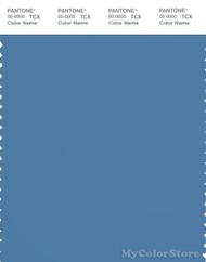 PANTONE SMART 18-4036X Color Swatch Card, Parisian Blue