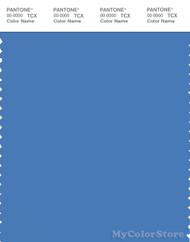 PANTONE SMART 18-4039X Color Swatch Card, Regatta