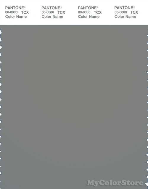 PANTONE SMART 18-4105X Color Swatch Card, Moon Mist