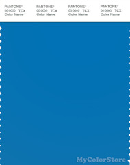 PANTONE SMART 18-4140X Color Swatch Card, French Blue