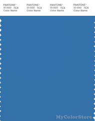 PANTONE SMART 18-4141X Color Swatch Card, Bluebell