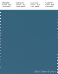 PANTONE SMART 18-4222X Color Swatch Card, Bluesteel